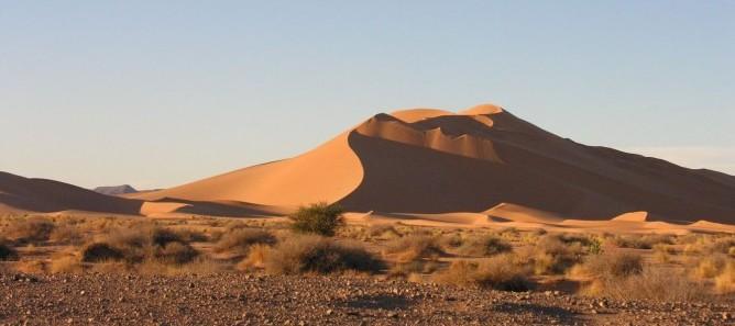 Trek rando sahara desert Algerie